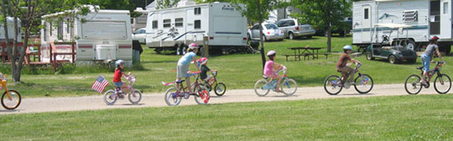 RV, Camping & Campground Vacation | Photo courtesy Jellystone Campground
