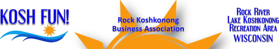 Kosh Fun | Lake Koshkonong Rock River