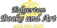 Edgerton Books and Art Wisconsin Kosh Fun