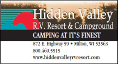 Hidden Valley RV Resort | Milton