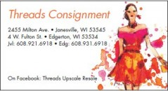 Threads Consignments | Edgerton