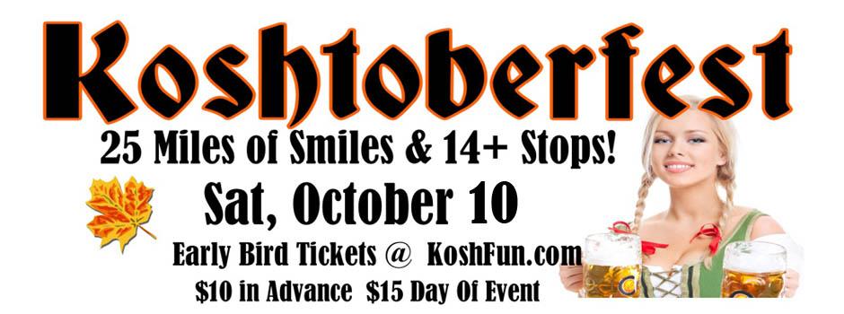Koshtoberfest 2015 October 18 banner copy