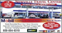 newville travel center