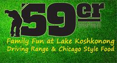 Foot Golf at 59er Diner and Driving Range @ 59er Diner and Driving Range | Milton | Wisconsin | United States