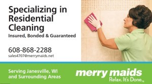merry maids koshkonong cleaning services (Custom)