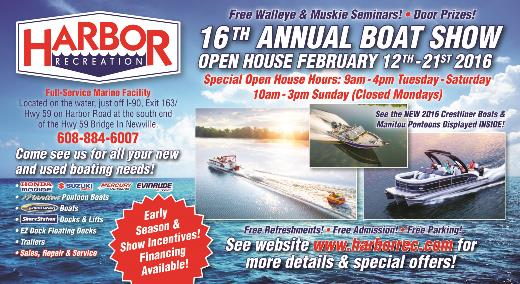 Harbor Recreation's 16th Annual Open House @ Harbor Recreation Marina | Milton | Wisconsin | United States