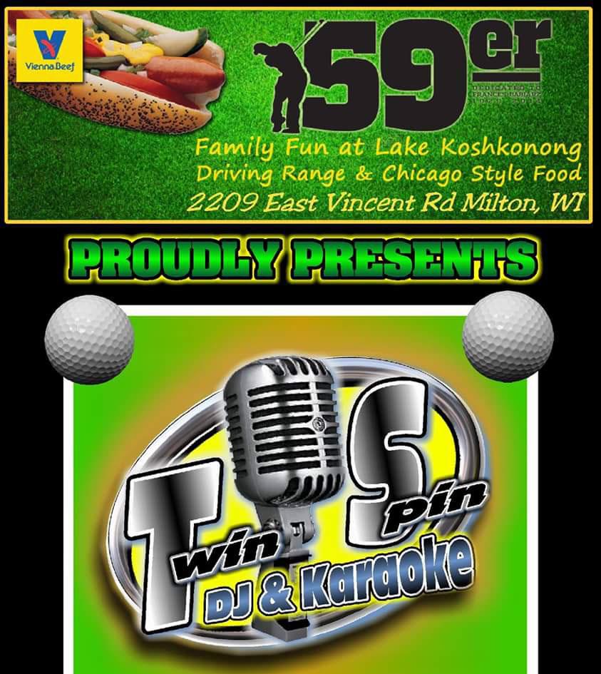 Karaoke At 59er Diner & Driving Range @ 59er Diner & Driving Range