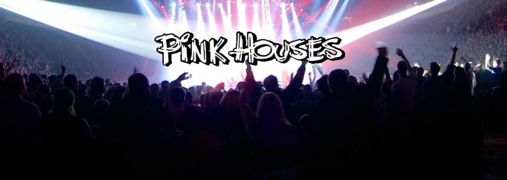 Pink Houses at 59er Diner & Driving Range @ 59er Diner & Driving Range | Milton | Wisconsin | United States