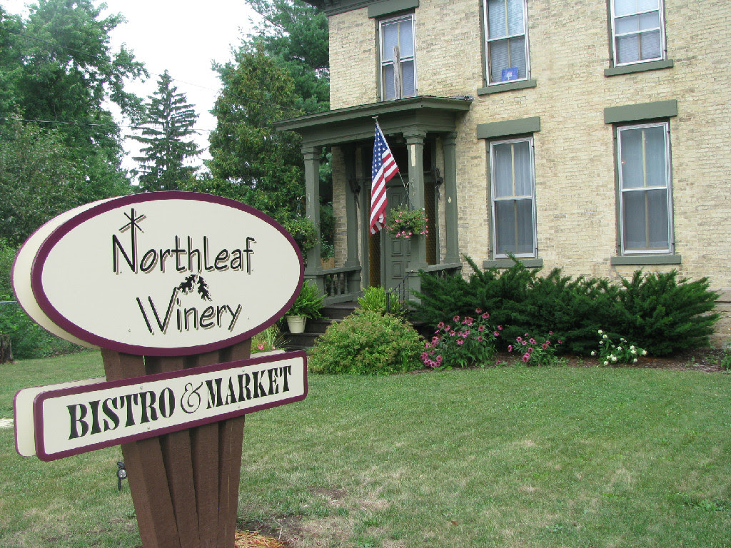 Northleaf Winery Bistro and Market Milton Koshkonong KoshFun