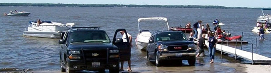 Boat Launches Fort Koshkonong
