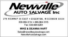 newville auto salvage
