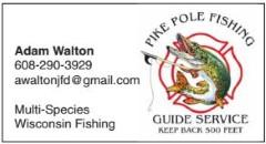 pike pole fishing